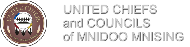 UNITED CHIEFS and COUNCILS of MNIDOO MNISING (UCCMM)